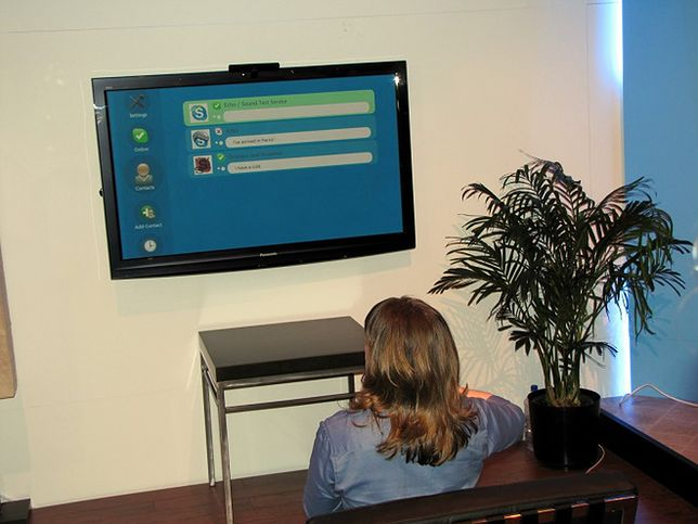 Microsoft rezygnuje z aplikacji Skype na TV