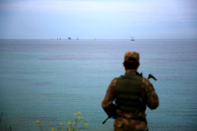 Grecja. Zatrzymanie dwóch tureckich żołnierzy. Nielegalnie przekroczyli granicę