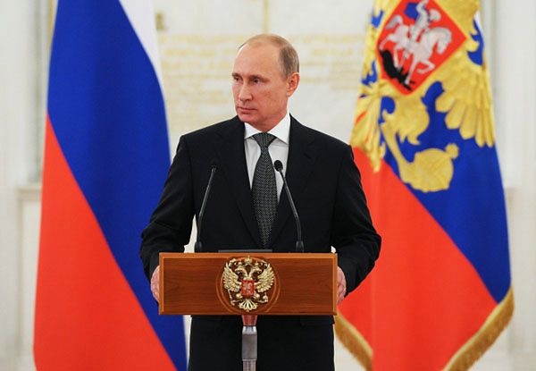 Ukraiński duchowny: Władimir Putin nie uniknie Sądu Ostatecznego