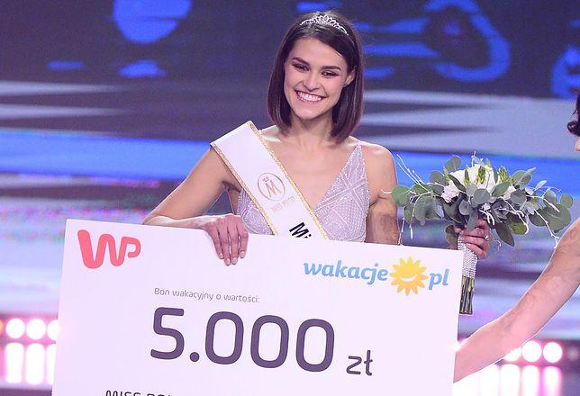 Joasia zdobyła tytuł Miss Polski WP