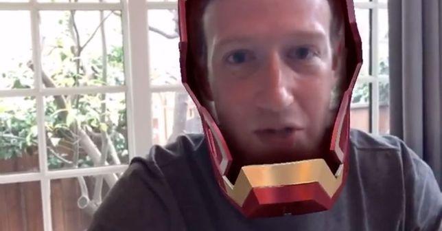 """""""Pudełko snu"""" nie jest też pierwszym wynalazkiem Zuckerberga"""