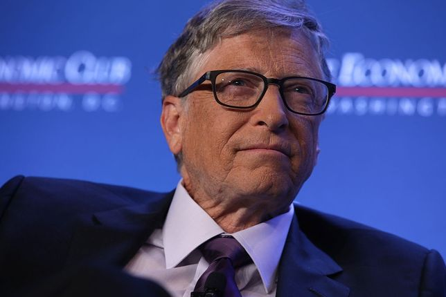 Bill Gates ma rzekomo stać za planem depopulacji i kontroli na Ziemi
