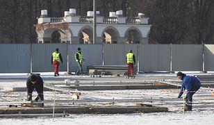 Protesty nic nie dają. Kolejne zezwolenie ws. Pomnika Ofiar Tragedii Smoleńskiej