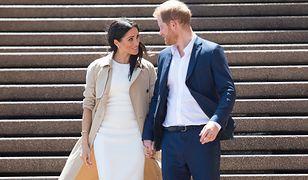 Księżna Meghan wraz z mężem przebywają w Australii
