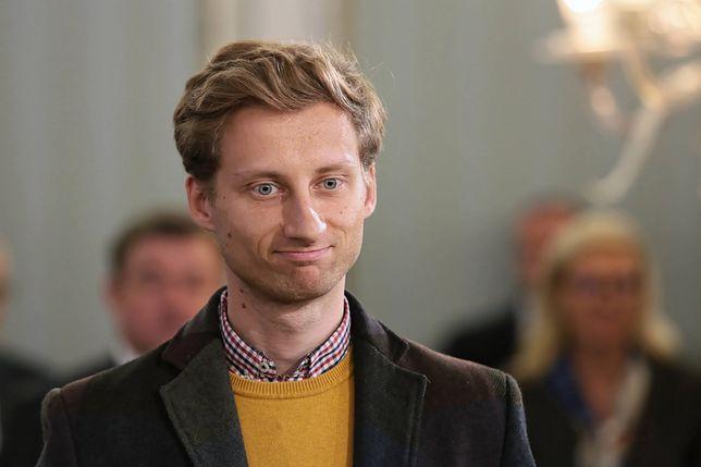 Poseł Franciszek Sterczewski poprawił oświadczenie majątkowe