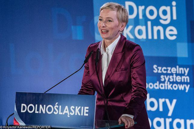 Kandydatka na prezydenta Wrocławia Mirosława Stachowiak-Różecka nagrała piosenkę
