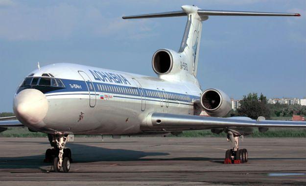 Rosyjski Tu-154