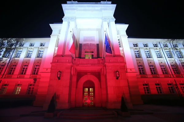 Utrudnienia w ruchu w Warszawie w Święto Niepodległości