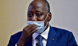Wybrzeże Kości Słoniowej. Nie żyje premier Amadou Gon Coulibaly