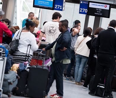 Strajk na niemieckich lotniskach. Ponad 600 lotów odwołanych