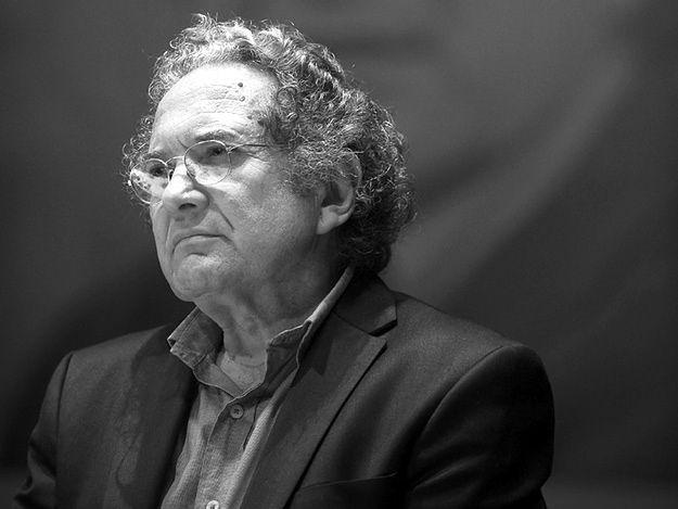 Zdjęcie Ricardo Piglia z 2011 roku
