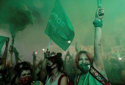 Argentyna. Parlament zalegalizował aborcję
