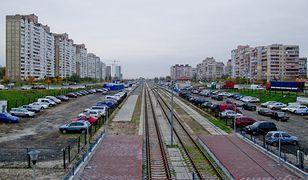 Dzielnica Trojeszczyna jest zamieszkała przez ok. 250 tys. osób. Uważana jest za najbardziej niebezpieczną w Kijowie