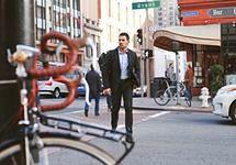 Garnitur specjalnie na rower