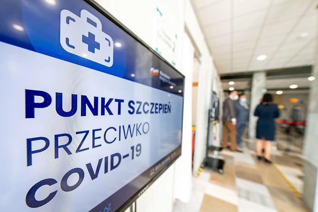 Sondaż dla WP. Polacy ocenili Narodowy Program Szczepień