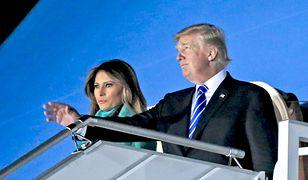 Donald Trump przyleci do Słowenii. Przyjął zaproszenie