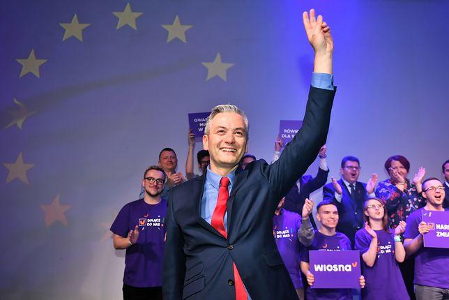 Partia Razem prowadzi negocjacje koalicyjne z Wiosną Roberta Biedronia.