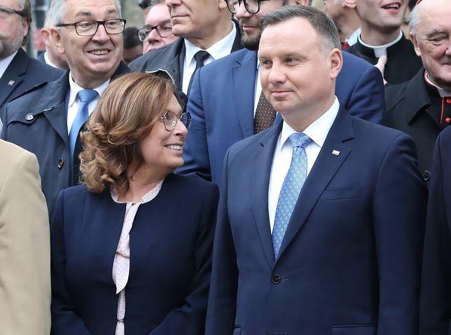 Wybory 2020. Najnowszy sondaż. Ogromne poparcie dla Andrzeja Dudy. Małgorzata Kidawa-Błońska z ogromnym spadkiem
