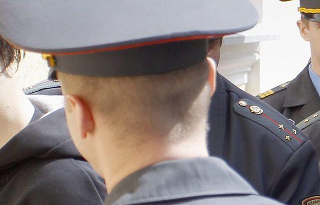 Incydent na lotnisku w Mińsku. Pasażer miał przy sobie cały arsenał