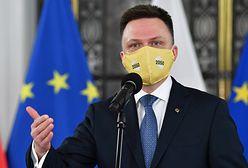 """Banaś doniósł na Kaczyńskiego. Hołownia: """"Rodzina Soprano"""". Na tym nie skończył"""