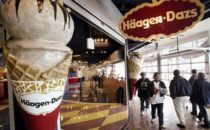 Haagen-Dazs nie sprzeda już lodów Polakom
