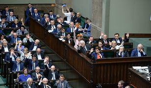 Sejm. Posłowie zajmą się... swoim zachowaniem
