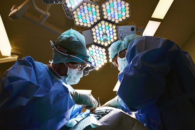 Pionierska operacja w bytomskim szpitalu