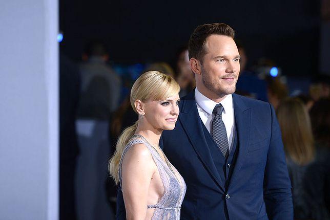 Chris Pratt i Anna Faris ogłosili separację. Przez lata uchodzili za wzorową rodzinę