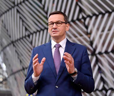 Sondaż zaufania do polityków. Premier Mateusz Morawiecki na czele