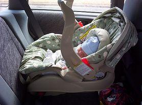 Baby on board - ten pierwszy raz
