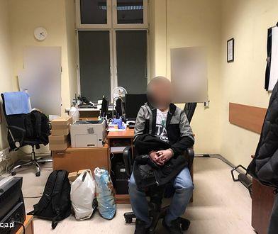 Przemysław M. jest podejrzany o szykowanie zamachu na Sejm