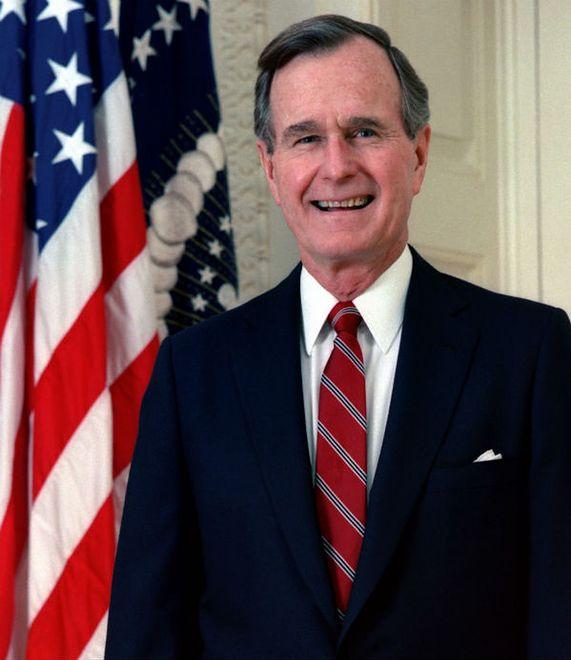 George Bush nadal w szpitalu
