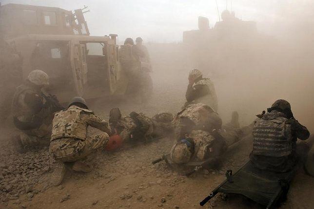 Lekcja z Afganistanu. Żołnierz musi tak samo dobrze udzielać pierwszej pomocy, co strzelać
