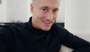 Lewandowski w blondzie was zszokował? Spójrzcie tylko, jak wyglądałby w innych kolorach włosów