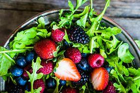 Najlepsze owoce jagodowe
