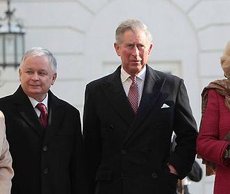 Książę Walii i księżna Kornwalii w Polsce