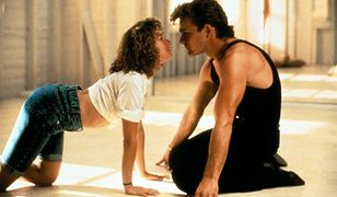 "Scena z filmu ""Dirty Dancing"""