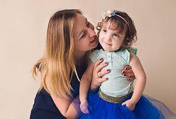 #Wszechmocne. Katarzyna zawalczyła o córeczkę i o siebie. Choroba Basi była dla lekarzy w Polsce wielką niewiadomą