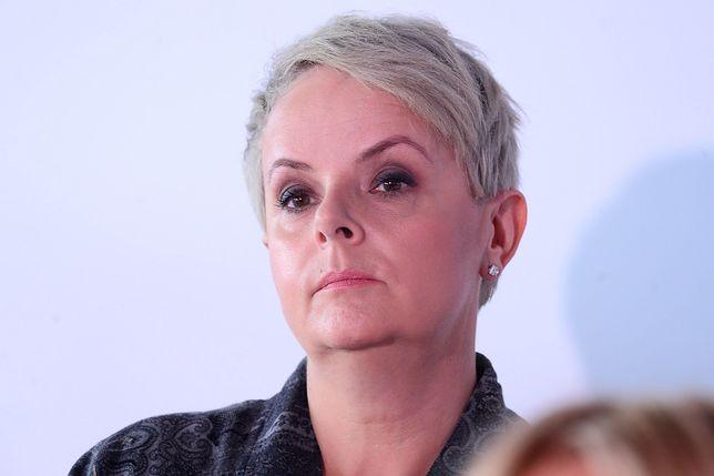 Karolina Korwin Piotrowska o Martynie Wojciechowskiej