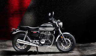 Honda H'Ness CB350