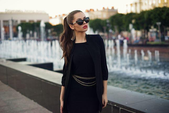 Czarna sukienka to ponadczasowy wybór