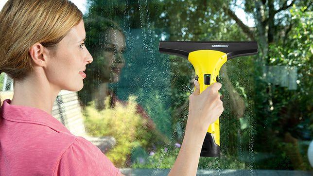 Mycie okien: szybkie sposoby na perfekcyjnie czyste okna