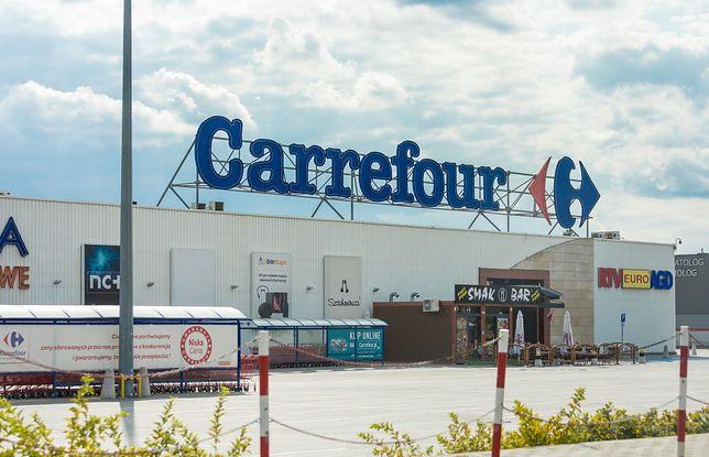 Klienci Carrefoura w październiku będą mogli wziąć udział w loterii i zrobić darmowe zakupy nawet za 12 tys. zł