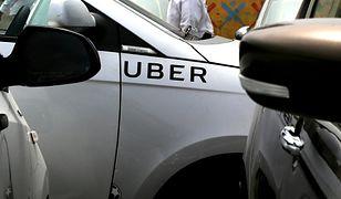 Chciał dorobić jako kierowca Ubera. Teraz zapłaci 10 tys. zł kary
