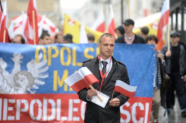 Burza po decyzji IPN. Na zdjęciu p.o. dyrektora wrocławskiego oddziału Instytutu Tomasz Greniuch