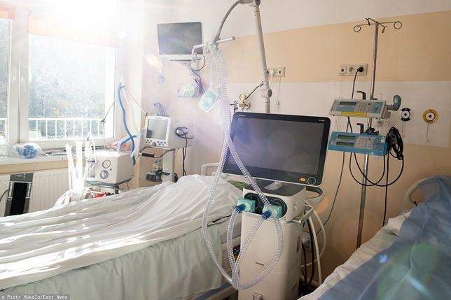 Koronawirus w Polsce. Afera z respiratorami. Resort zdrowia wstrzymał działania Prokuratorii Generalnej