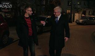 """Ryszard Czarnecki gościem programu """"Kto Nami Rządzi"""""""