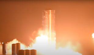 Rakieta SpaceX eksplodowała. Starship nie przeszedł próby