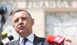 Prezes NIK Marian Banaś jest spokojny o wyniki kontroli oświadczeń majątkowych