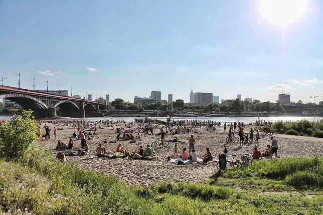 W stolicy będzie bardzo gorąco. Nawet 30 stopni!